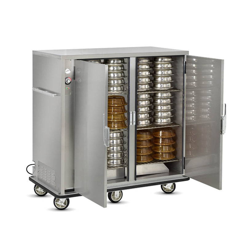 FWE Model A-120-2-XL Natural Convection Heated A Series Banquet Cabinet