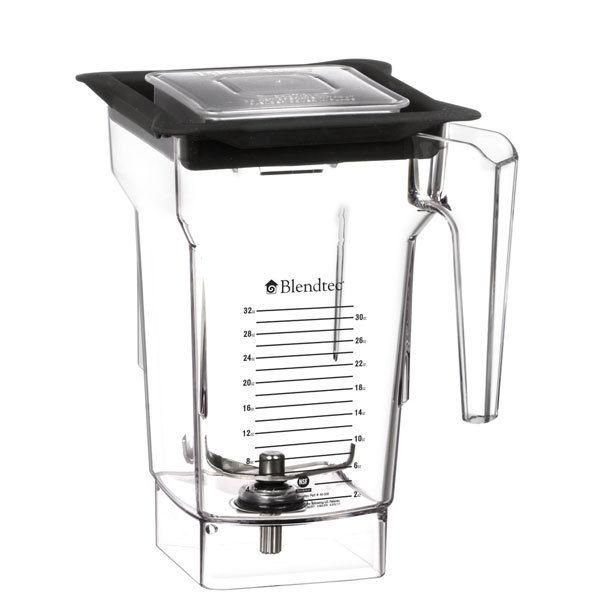 Blendtec Stealth 885 Model S885C2901-B1GB1A - Includes (2) 75 oz Fourside Jars - Summit Restaurant Supply