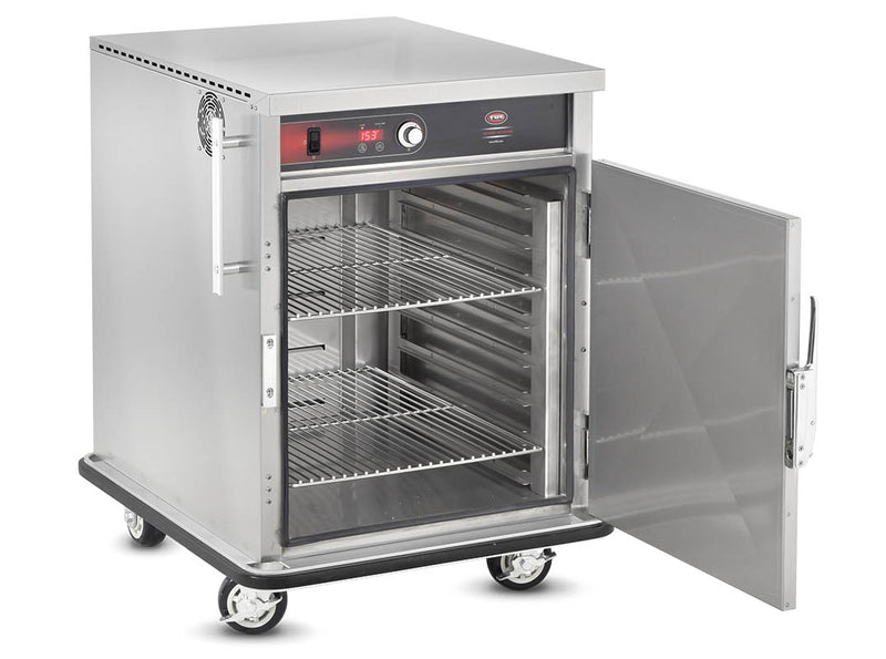 FWE Model UHST-GN-2432-BQ Universal Heated Banquet Cabinet with Top Mount Heat