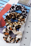 Leopard Mini Scrunchie Set
