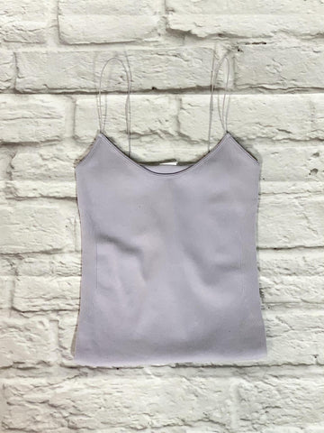 Seamless Bodysuit in Lilac