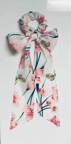 Hair Scarf - Apple Blossom