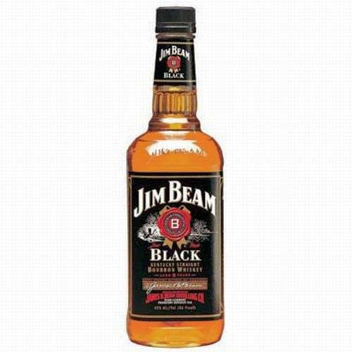 Jim Beam Bourbon Black 8Yr Double Aged 750ML
