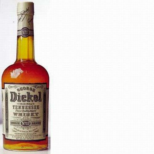 Dickel #12 Whiskey Proof 90, 750ML