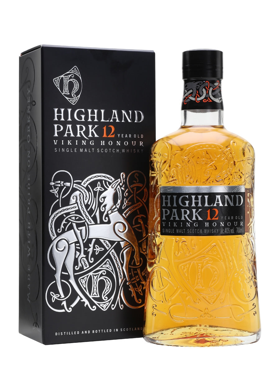 Highland Park 12 years Single Malt Scotch Whiskey