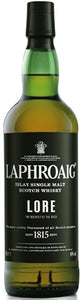 Laphroaig Lore Islay SIngle Malt Scotch Whisky 750ml