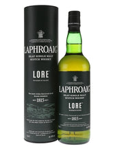 Load image into Gallery viewer, Laphroaig Lore Islay SIngle Malt Scotch Whisky 750ml