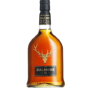 The Dalmore Single Malt Scotch Aged 12YR 750ML