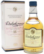 Load image into Gallery viewer, Dalwhinnie 15YR Scotch 750ML