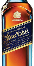 Load image into Gallery viewer, Johnnie Walker Blue Label Scotch Whisky with Box 750ML