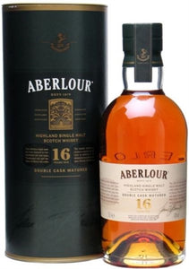 Aberlour Single Malt Scotch 16 Year Aged 750ML