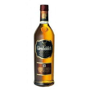 Glenfiddich Single Malt Scotch Solera Reserve 15YR