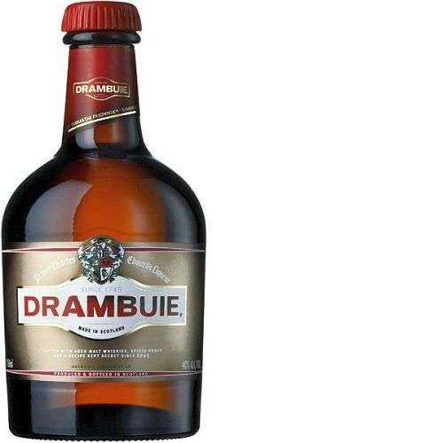 Drambuie Scotch Whisky Liqueur 375ML