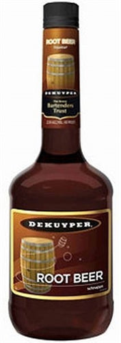DeKuyper Ragin Root Beer 750ML