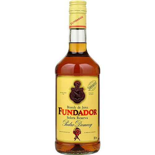 Fundador Solera Reserva Brandy 750ML