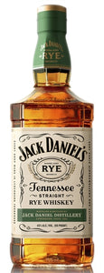 Jack Daniels Barrel Aged Tennessee Straight Rye Whiskey 750ml
