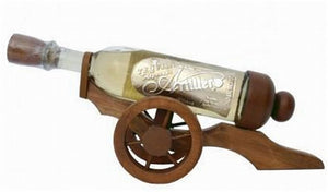 Artillero Tequila Reposado Cannon Bottle 750ML