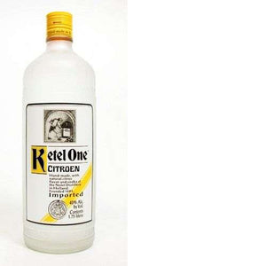 Ketel One Citroen Vodka 750ML