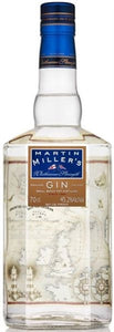 Martin Miller's Westbourne Strength Small Batch Pot Distilled Gin 750ml