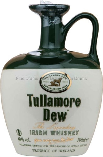 Tullamore Dew Crock 80 Proof Whiskey 750ML