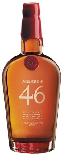 Maker's Mark 46 Bourbon 750ml