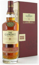 Load image into Gallery viewer, Glenlivet Scotch Archive 21YR 750ML