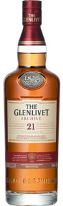 Glenlivet Scotch Archive 21YR 750ML
