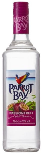 Captain Morgan's Parrot Bay Passion Fruit Rum 750ML