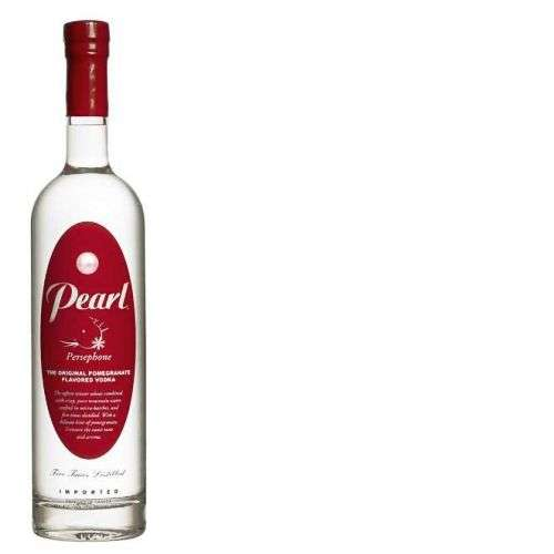 Pearl Pomegranite Flavored  Vodka 750ML