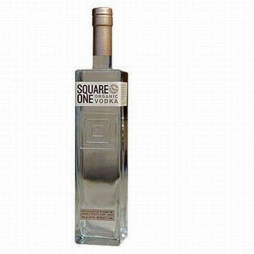 Square One Organic Vodka 750ML