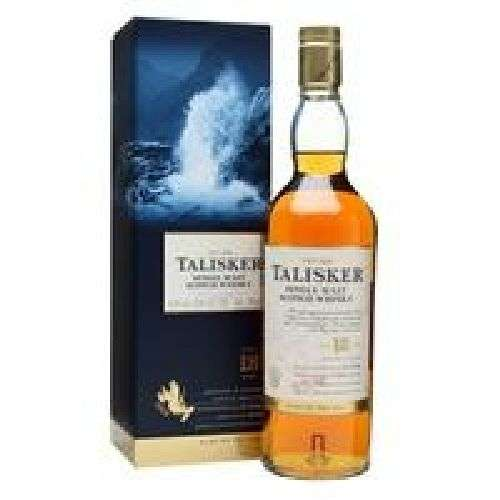 Talisker Single Malt Scotch 18 yrs  91.6 proof 750ML