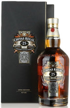 Load image into Gallery viewer, Chivas Regal 25 Year Original Legend Blended Scotch Whiskey