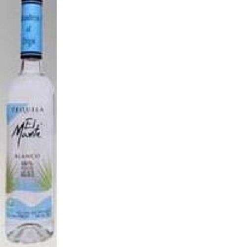 El Mante Blanco Tequila Clear Bottle 750ml