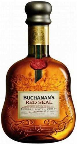 Buchanans Scotch Red Seal 21 Years 750ml