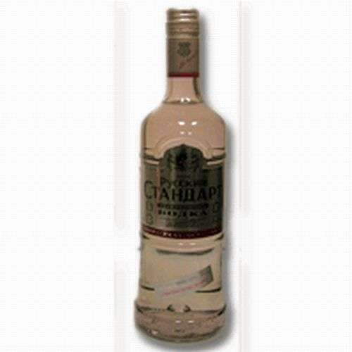 Russian Standard Vodka Platinum  750ml