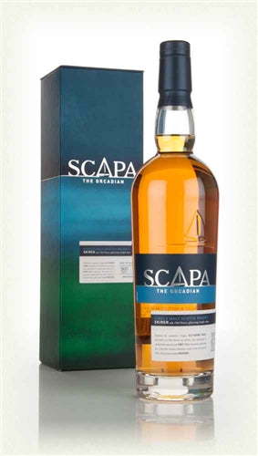 Scapa The Orcadian Single Malt Scotch Whisky Skiren 750ml