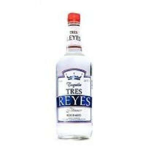 Tres Reyes Silver Tequila 1.0L