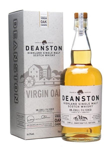 Deanston Virgin Oak Highland Single Malt Scotch Whisky 750ml
