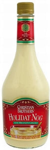 Christian Brothers Holiday Nog 750ML