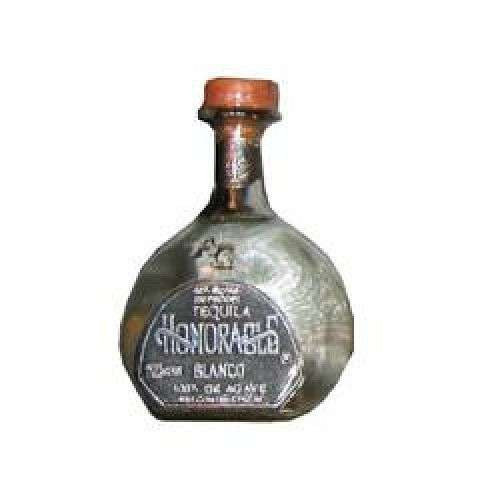 Honorable Tequila Blanco 100% de Agave 750ML