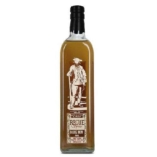 Rogue Spirits Dark Rum Artisan Distilled 80 Proof 750ML