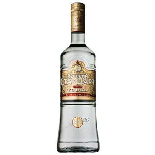 Russian Standard Gold Vodka 750ML
