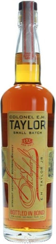 Colonel E.H. Taylor Small Batch 100 Proof Straight Kentucky Bourbon Whiskey 750ML