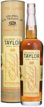 Load image into Gallery viewer, Colonel E.H. Taylor Small Batch 100 Proof Straight Kentucky Bourbon Whiskey 750ML