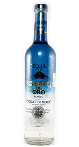 Carreta De Oro Blanco Tequila 750ml