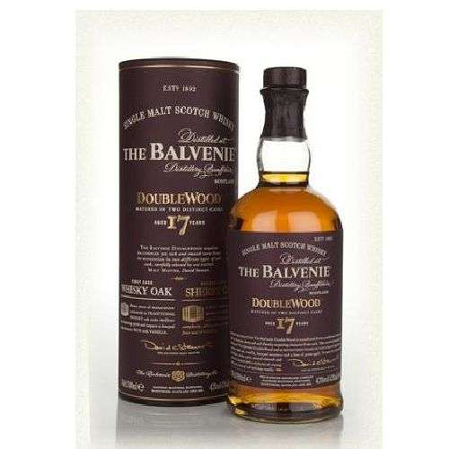 The Balvenie Double Wood Aged 17YR