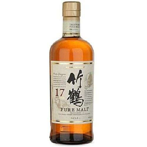 Nikka Pure Malt 17YR Taketsuru Whisky