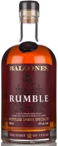 Balcones Rumble Spirits
