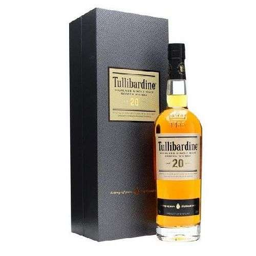 Tullibardine 20YR Highland Single Malt Scotch Whisky