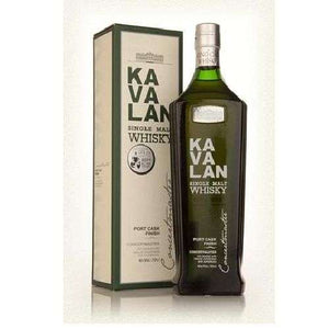 Kavalan Concertmaster Port Cask Finish Whisky